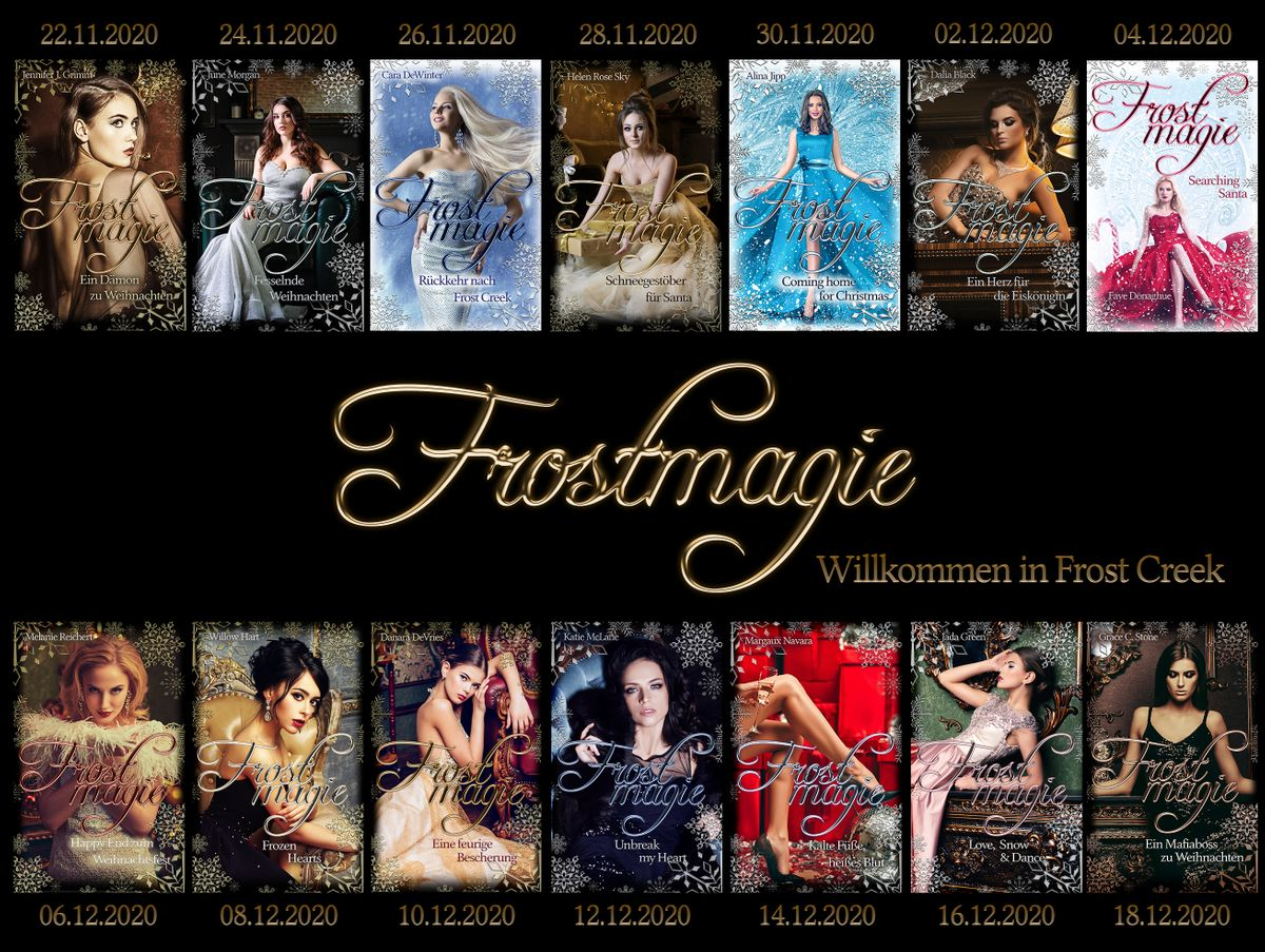 Frostmagie-Collage